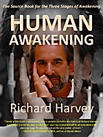 Front Cover of Human Awakening - source biook of The Three Stages of Awakening