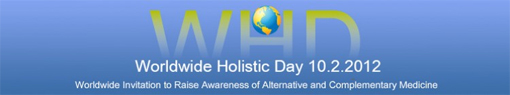 Worldwide Holistic Day October 2nd 2012